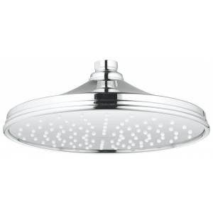 Верхний душ GROHE Rainshower Rustic, 1 режим, диаметр 210 мм, хром (28369000)