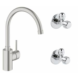 Готовый набор для кухни GROHE Concetto (NK0041)