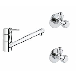Готовый набор для кухни GROHE Concetto (NK0029)