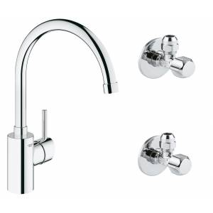 Готовый набор для кухни GROHE Concetto (NK0031)