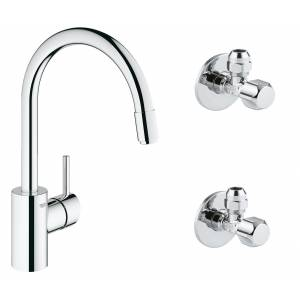 Готовый набор для кухни GROHE Concetto (NK0035)