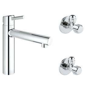 Готовый набор для кухни GROHE Concetto (NK0038)