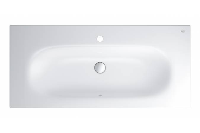 Раковина накладная GROHE Essence Ceramic, 100 см, альпин-белый (3956600H)