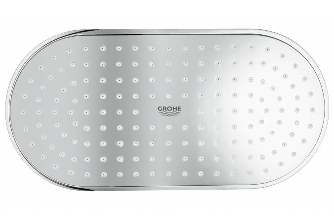Верхний душ GROHE Rainshower Veris, диаметр 300 мм, хром (27471000)