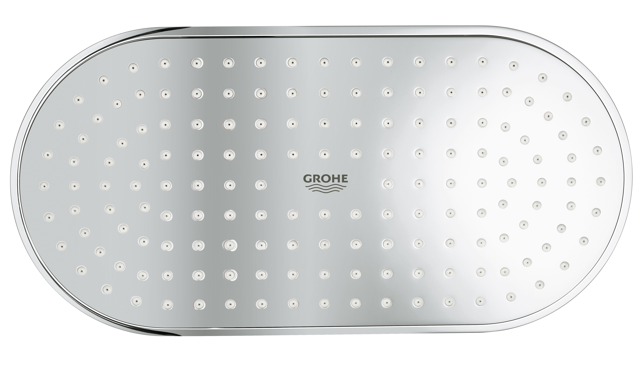Верхний душ GROHE Rainshower Veris, диаметр 300 мм, хром (27471000) фото